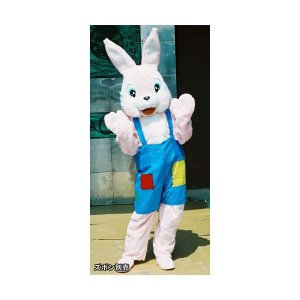 干支 卯|着ぐるみ[きぐるみ] うさぎ[ウサギ・兎] 国産品|epshop