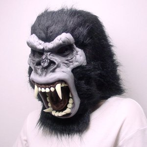 キングコングのリアルゴムマスク|epshop