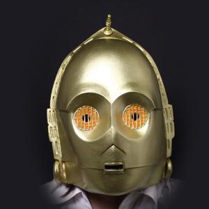 スターウォーズ C-3POのリアルゴムマスク|epshop