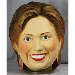 クリントン風リアルゴムマスク|epshop