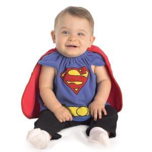 スーパーマンのコスプレ ベビー用|epshop