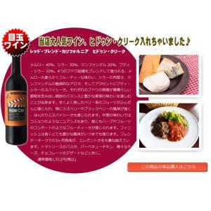 ワインセット 赤 人気のヒドゥンクリークが入った美味しいデイリーワイン カベルネ メルロー ジンファンデル シラー等 採算度外視 5本セット wineset erabell-wine 04