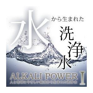 アルカリ電解水 pH13.1 アルカリパワー・愛(20リットル) erande