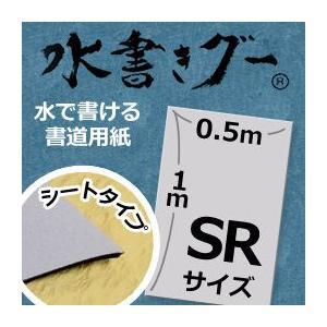 1m×0.5m 【水書きグー】シートタイプ:アートサイズSR|erande