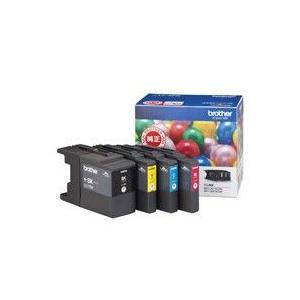 ブラザー インクカートリッジ LC17-4PK 4色  (インクカートリッジ/インク・カートリッジ ブラザー 純正品/インクジェットプリンタ)|erfolg
