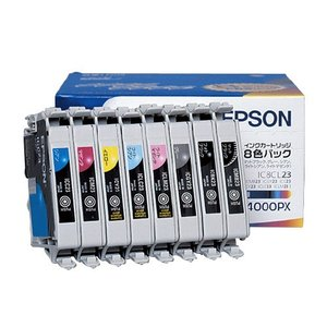 エプソン エプソン対応純正インクカートリッジ IC8CL23 カラー(8色パック) IC8CL23 (1パック(8色入))|erfolg