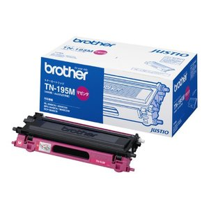 ブラザー ブラザー対応トナーカートリッジ TN-195M (マゼンタ) TN-195M (1個)|erfolg