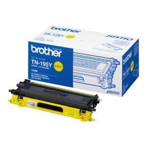 ブラザー ブラザー対応トナーカートリッジ TN-195Y (イエロー) TN-195Y (1個)|erfolg
