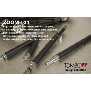 TOMBOW デザインコレクション Collection ZOOM 101 油性ボールペン erfolg