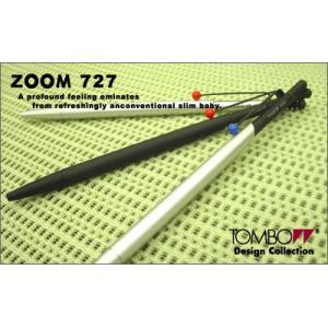 TOMBOW デザインコレクション Collection ZOOM 727 油性ボールペン(トンボ) erfolg