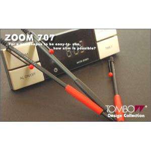 TOMBOW デザインコレクション Collection ZOOM 707 油性ボールペン(トンボ) erfolg