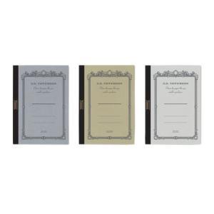 アピカ プレミアム C.D. ノート A5サイズ クリーム紙 紳士なノート