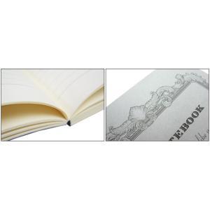 アピカ プレミアム C.D. ノート A5サイズ クリーム紙 紳士なノート|erfolg|04