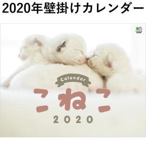 2020年 壁掛けカレンダー  こねこ 9105636 エイスタイル・壁掛けカレンダー (子猫 仔猫...