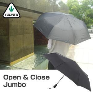 フルトン 紳士 折りたたみ傘 Open&Close ...