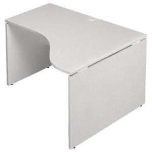 Garage 木製パソコンデスク AFデスク L型 W1200×D1000×H700mm AF-1210DH-R 白/ホワイト (ガラージ/ガラーヂ/ガレージ/オフィス家具/SOHO/ソーホー/事|erfolg
