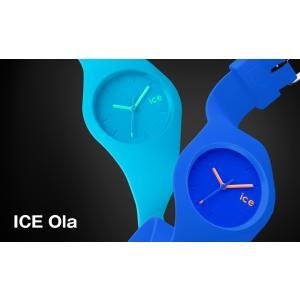 【ice watch】 ICE OLA  アイスオラ ユニセックス (アイスウォッチ/腕時計/カジュアル/おしゃれ)|erfolg