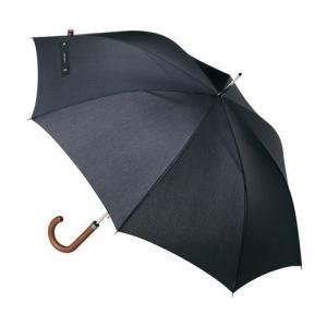 Knirps (クニルプス) 長傘 LONG AC WH922 (Black) KNS922-710 (ドイツ/ブランド/かさ/メンズ/レディース/男性/女性/クニリプス/雨傘)|erfolg