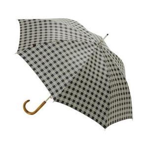 Knirps (クニルプス) 長傘 LONG AC WH921 (Check 16615) KNSL921-010 (ドイツ/ブランド/かさ/メンズ/レディース/男性/女性/クニリプス/雨傘)|erfolg