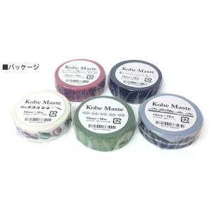 NAGASAWA オリジナルデザイン マスキングテープ Kobe Maste (ナガサワ 神戸 マステ)|erfolg|03