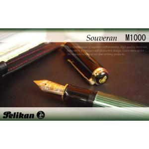 Pelikan Souveran スーベレーン M1000|erfolg