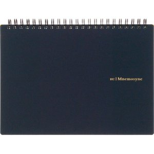 maruman Mnemosyne INSPIRATION ニーモシネ リングノート 特殊罫 A5サ...