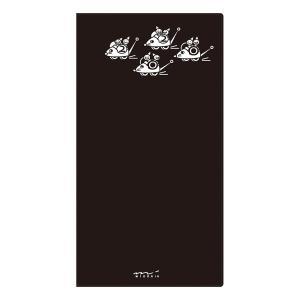 【20%OFF】《月間》MIDORI (ミドリ) 2020年 手帳 ポケットダイアリー<スリム> のりもの柄 27791006|erfolg