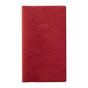 【在庫限り特価】《週間》MIDORI(ミドリ) 2020年 手帳 PRD−9<スリム> 赤 2020 32859006 erfolg