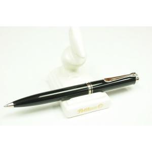 ペリカン ボールペン スーベレーン K605 ブラック シルバークリップ