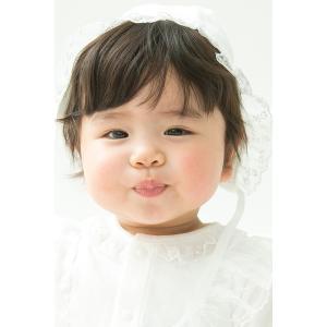 セレモニードレス 2way (ドレス・フード 2点セット)  日本製  長袖 男の子 女の子 新生児 赤ちゃん オールシーズン 50cm〜60cm 送料無料|erikaland-store|05
