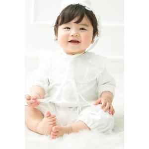 セレモニードレス 2way (ドレス・フード 2点セット)  日本製  長袖 男の子 女の子 新生児 赤ちゃん オールシーズン 50cm〜60cm 送料無料|erikaland-store|07