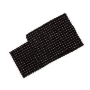 【送料無料・地域限定】紳士浴衣 Mサイズ 78702 縞 黒 白 |eriko