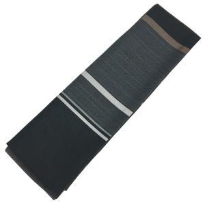 角帯 メンズ No.77 黒 チャコールグレー 茶色 縞柄 市松柄|eriko