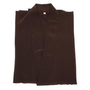 男物 紳士長襦袢 No.1151 Mサイズ 茶色 和達人|eriko