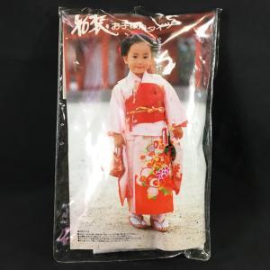 【A0】【在庫処分品】和装 お子様用タイツ No.12 白 3歳 4歳 七五三 股割れ型|eriko