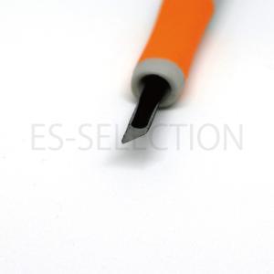 消しゴムはんこ専用彫刻刀「ゴムハン彫刻刀」印刀(道刃物工業)専用設計だから彫りやすい RABBYシリーズ 消しゴム版画にも|es-selection|03