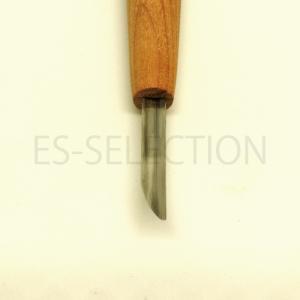 消しゴムはんこ プロ作家専用彫刻刀「匠〜TAKUMI〜」余白サラエ「左」4.5mm(道刃物工業)繊細な彫りやきれいな彫りを実現するハイエンドモデル|es-selection|06