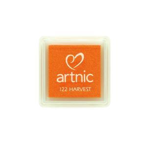 アートニックS ハーベスト ツキネコ 全96色展開 世界中で愛されるロングセラースタンプパッド 消しゴムはんこやエンボス加工に最適|es-selection