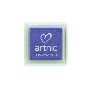 アートニックS ヒヤシンス ツキネコ 全96色展開 世界中で愛されるロングセラースタンプパッド 消しゴムはんこやエンボス加工に最適|es-selection