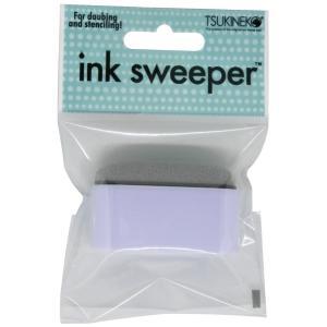 ツキネコ インクスイーパー スタンプアクセサリー 広い範囲の着色や複数色の同時着色にも使えます|es-selection
