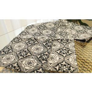 バティック テーブルランナー 01 150×20 おしゃれ インテリア モダン ベッドランナー アジアン雑貨 バリ 和風 テーブルセンター タペストリー スパ サロン|es-style