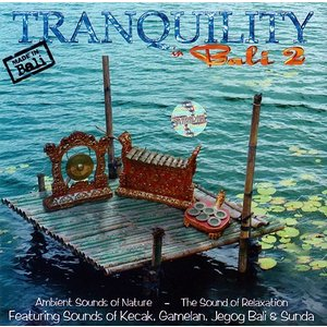 TRANQUILITY in Bali 2 試聴OK ヒーリング CD スパ サロン マッサージ リ...