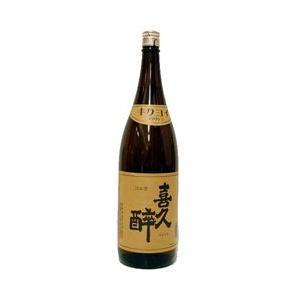 喜久酔 普通酒 -糖類無添加- 1.8L