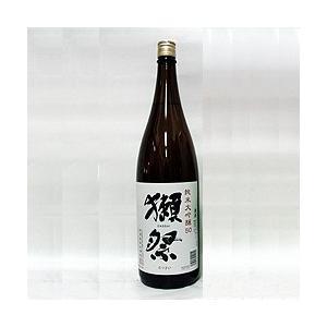 獺祭 純米大吟醸50 1.8L 箱無 蔵元直仕入 の商品画像