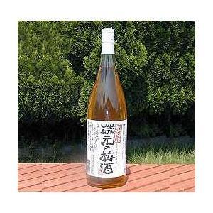 栄光「蔵元の梅酒」1.8L