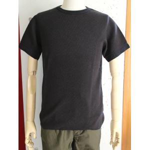 FilMelange フィルメランジェ  メンズ 半袖サーマルTシャツ  DESI デージ |escargot-circus