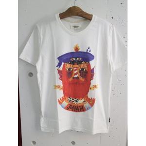 SYNDICATE (シンジケート)  ウクライナブランド メンズプリントTシャツ - JONAH -|escargot-circus