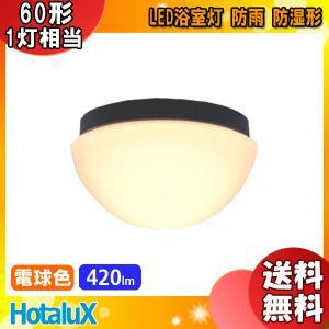 「送料無料」NEC SXM-LE261717L LED小型シーリングライト 電球色 420lm(一般電球60形1灯相当の明るさ)防雨・防湿形 屋外用「SXMLE261717L」 esco-lightec