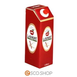 ラ・バモント 1.8L ラバモント (リンゴ酢 濃縮 ドリンク りんご酢 クエン酸 ビタミンC ハチミツベース 健康飲料)|escoshop