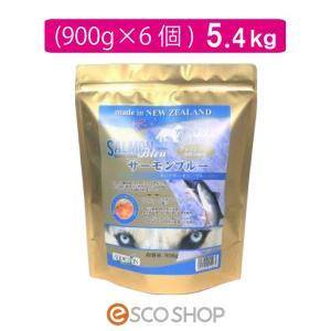 アディクション サーモンブルー グレインフリードッグフード 5.4kg(ドライフード アレルギー オメガ3 脂肪酸(EPA・DHA)  穀物不使用 全年齢) (送料無料)|escoshop
